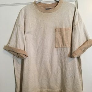 Other - Distressed pocket T shirt